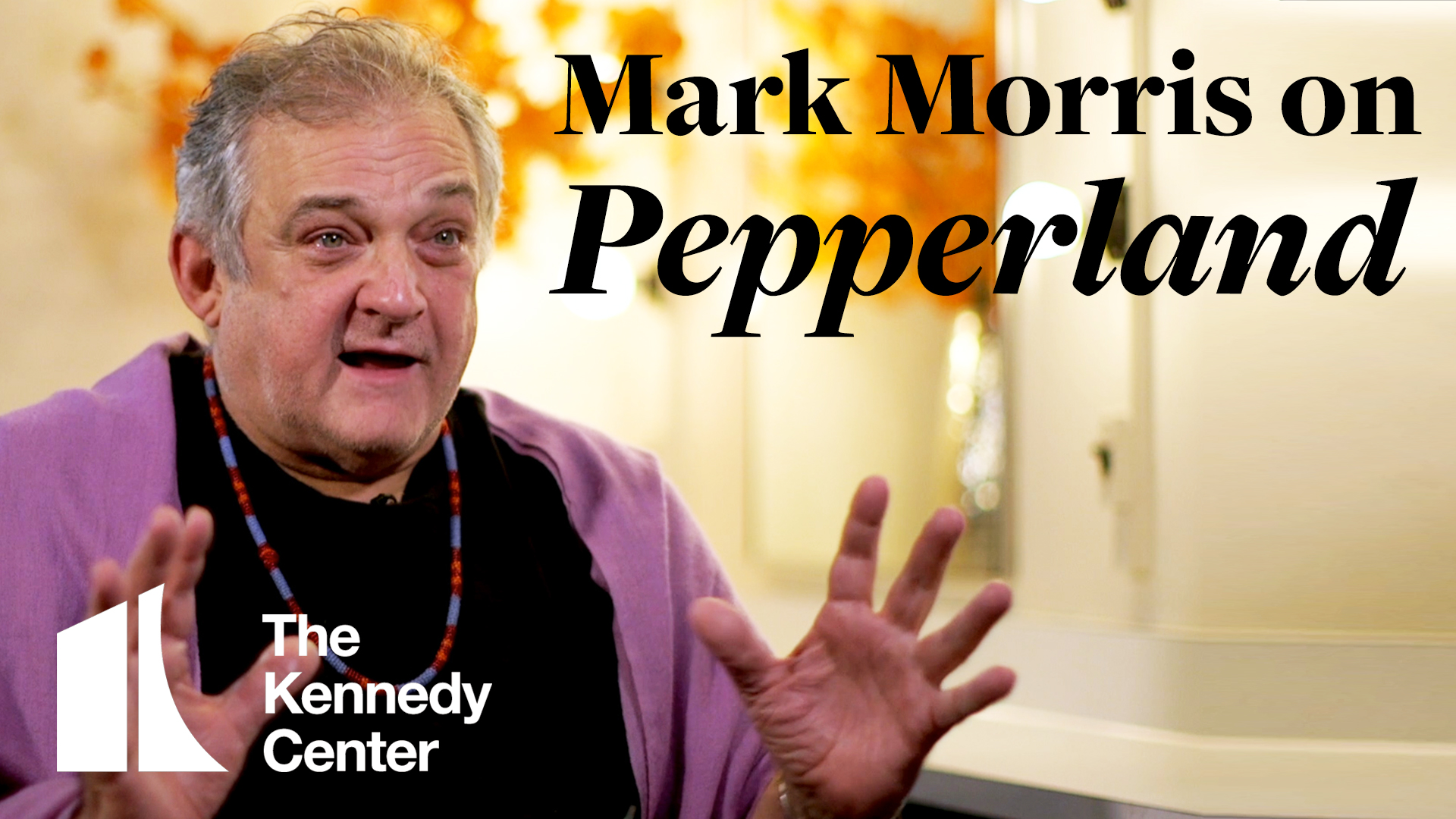 Mark Morris on Pepperland | The Kennedy Center
