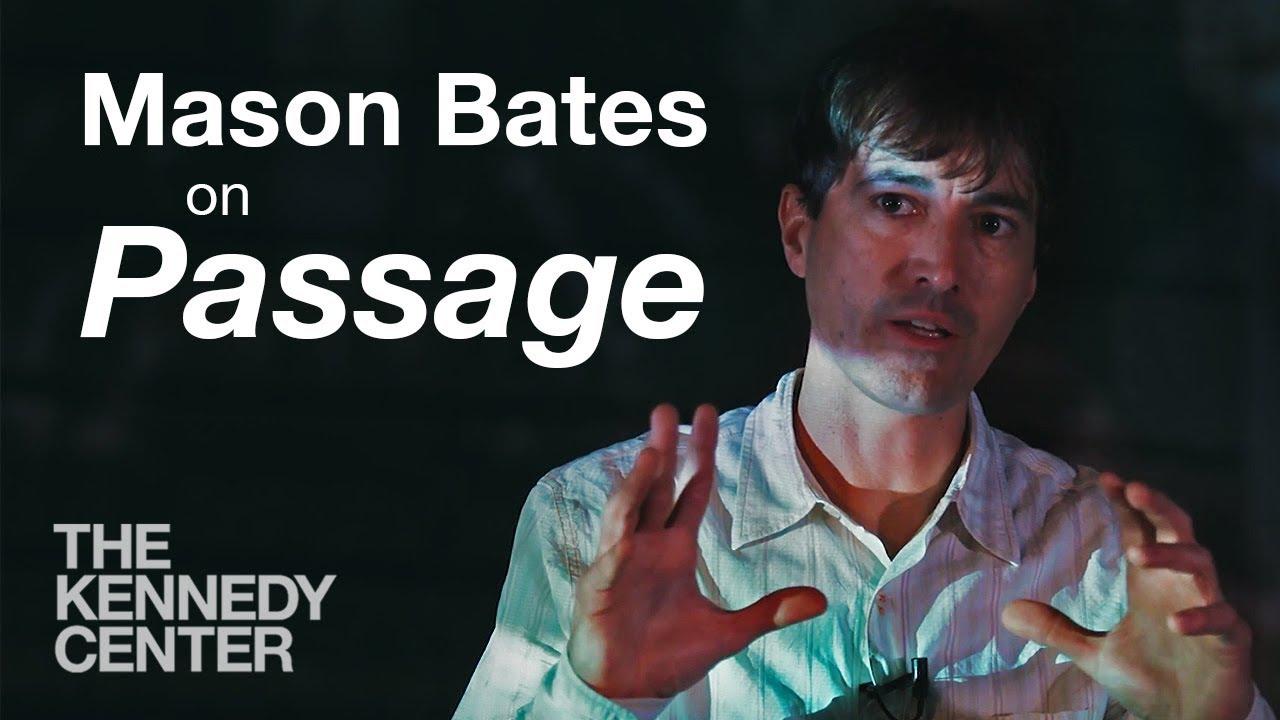 Mason Bates on