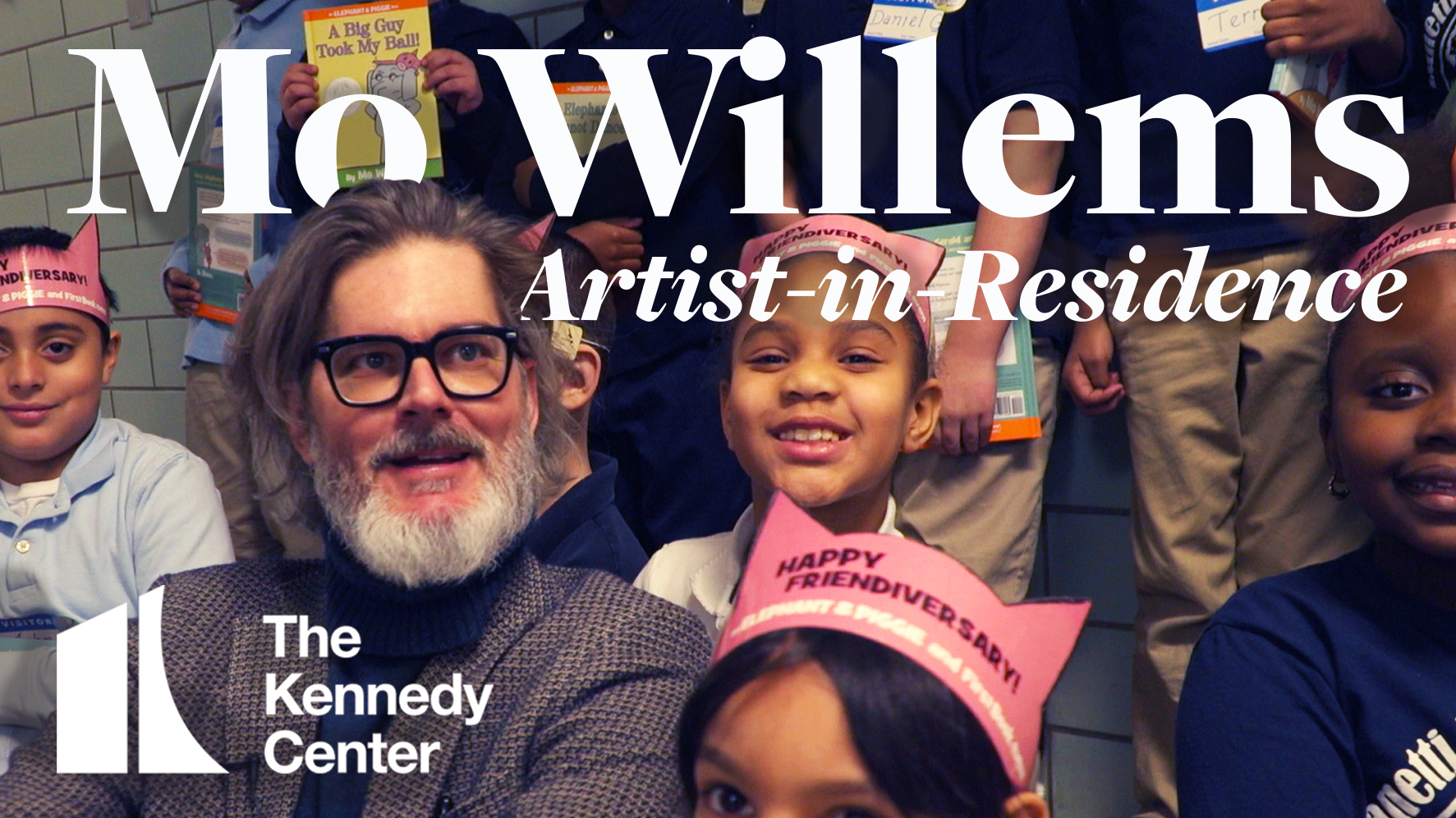 Meet Mo Willems