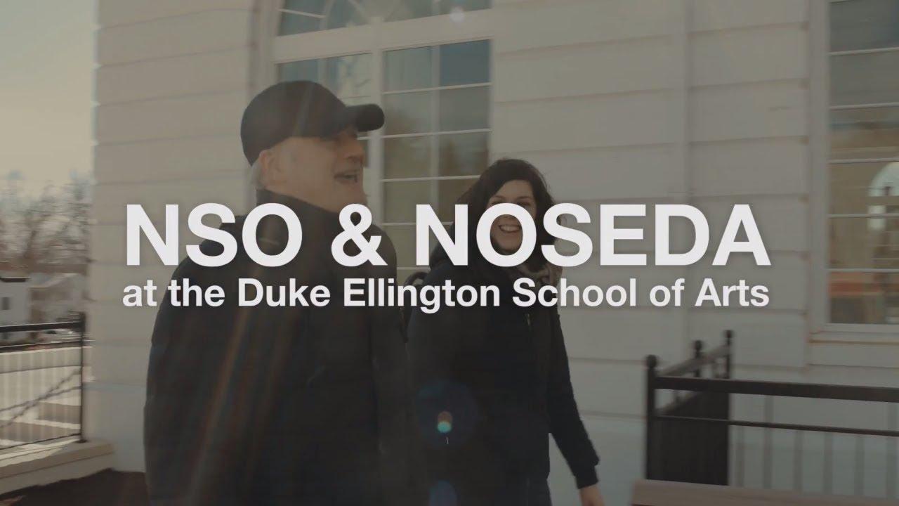 NSO & Noseda at the Duke Ellington School of the Arts