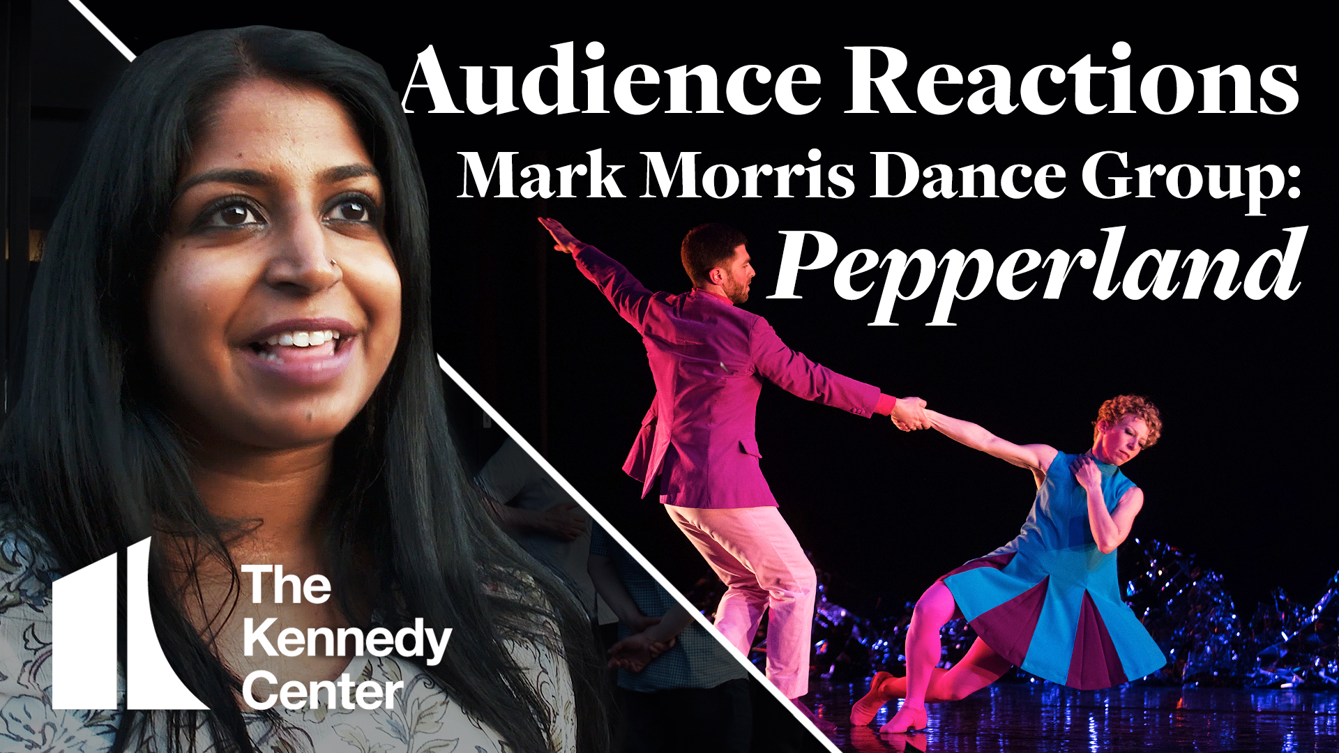 Mark Morris Dance Group: Pepperland - Audience Reactions | The Kennedy Center