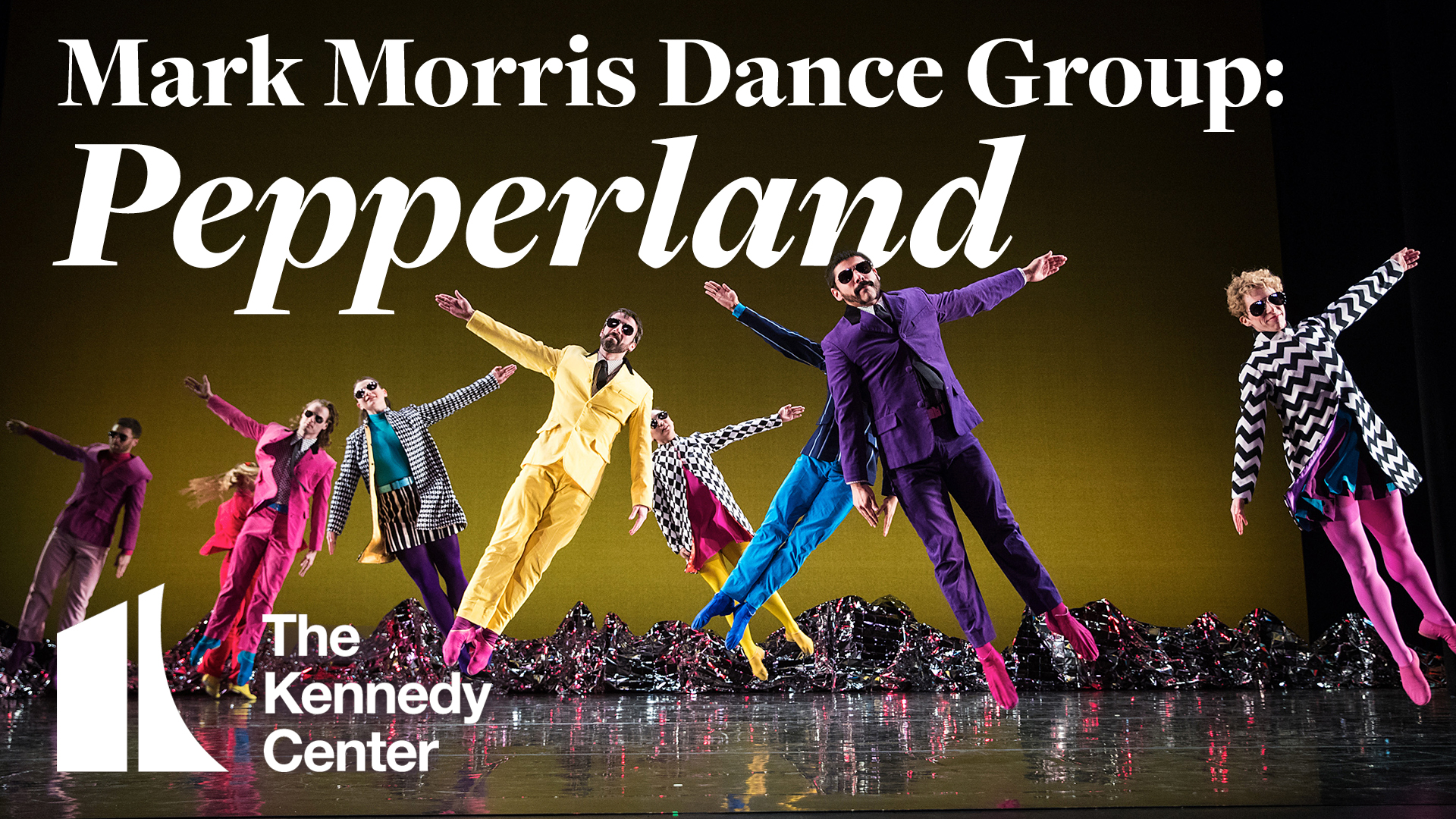 Mark Morris Dance Group: Pepperland | The Kennedy Center