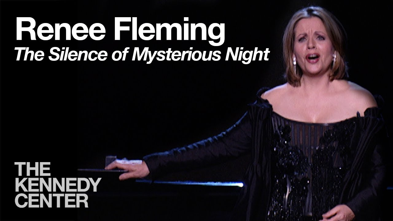 Renée Fleming - In the Silence of the Mysterious Night (Van Cliburn Tribute) - 2001 KC Honors