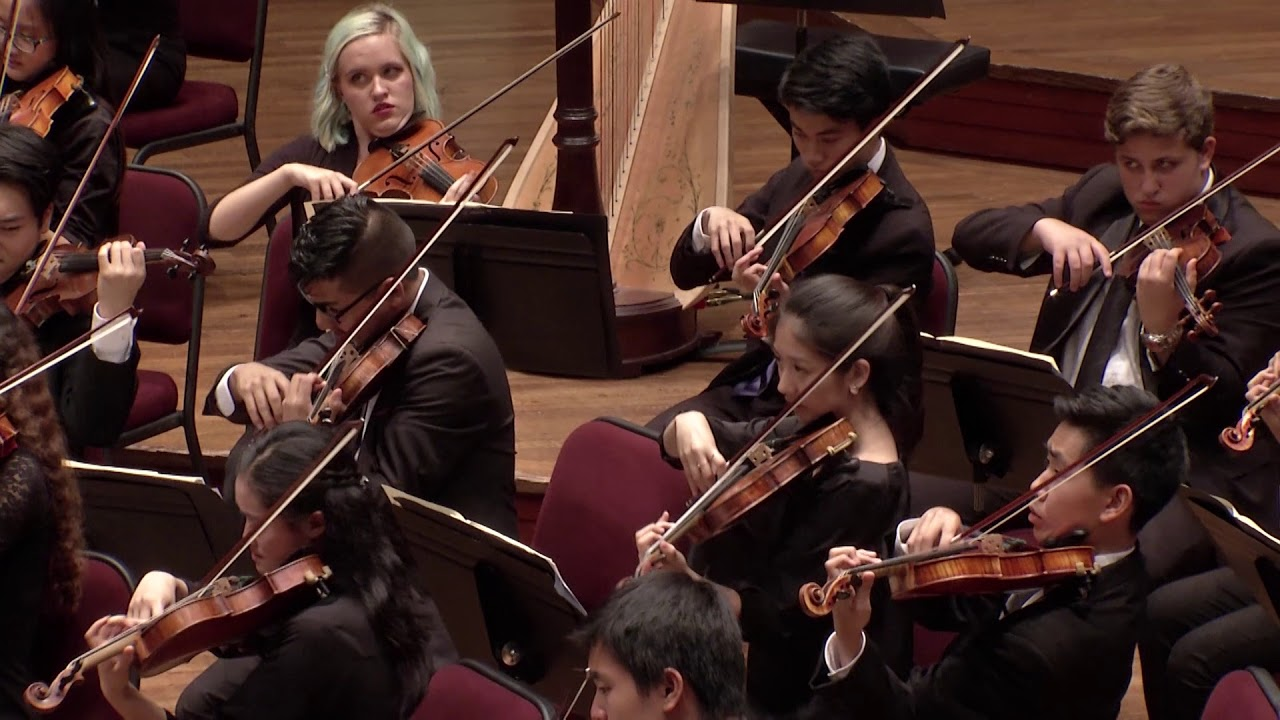 Tchaikovsky: Symphony No. 6, Mvt. IV- NSO Summer Music Institute