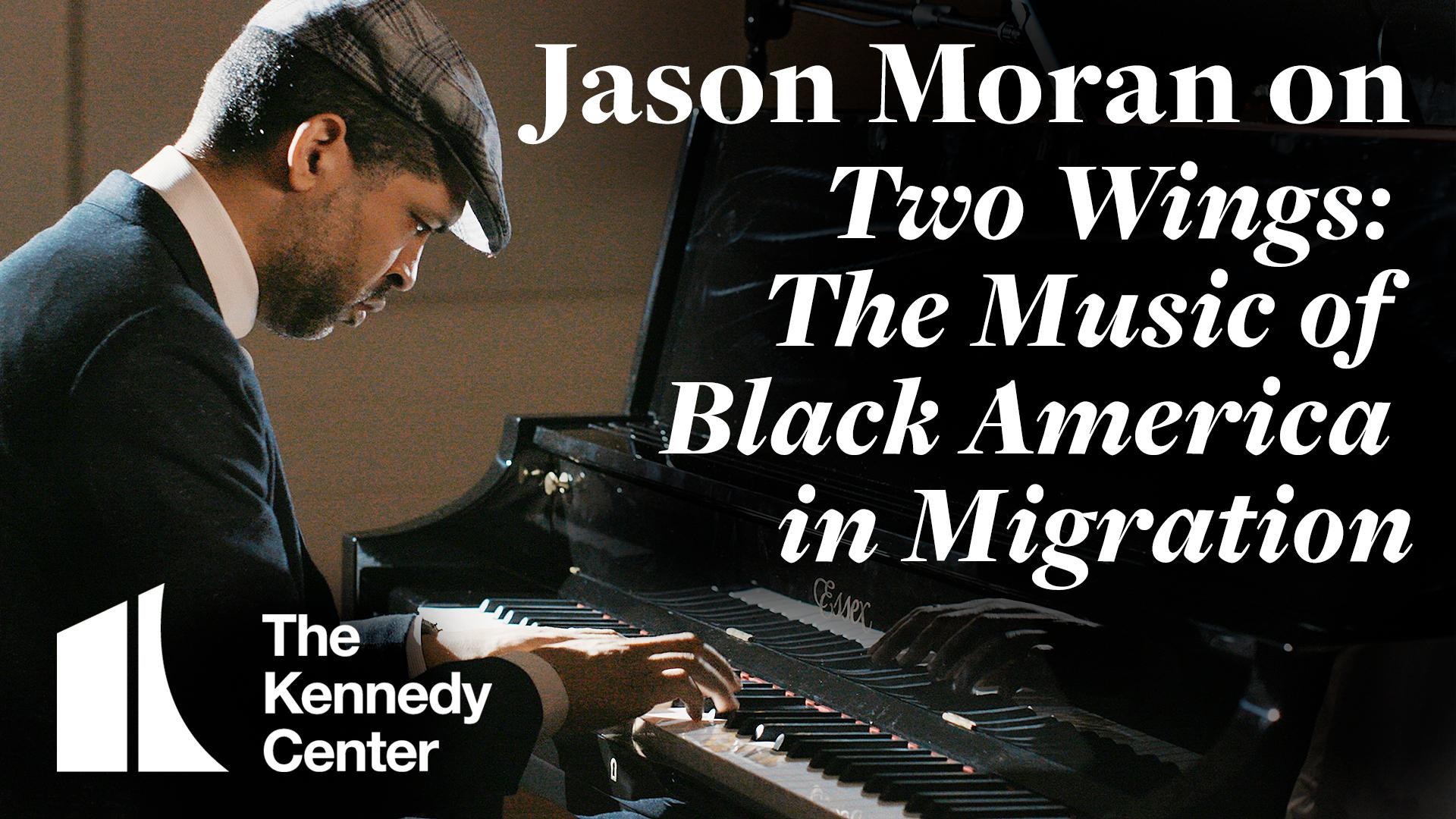 Jason Moran on