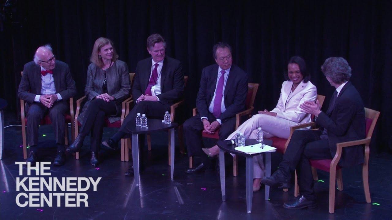 Arts Summit 2017: Panel: Finding the Art's Allies