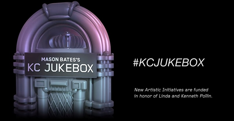 Mason Bates's KC Jukebox