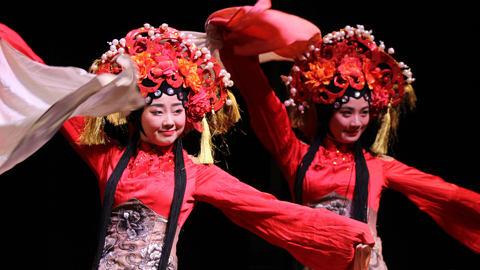Lunar New Year: Sichuan Opera