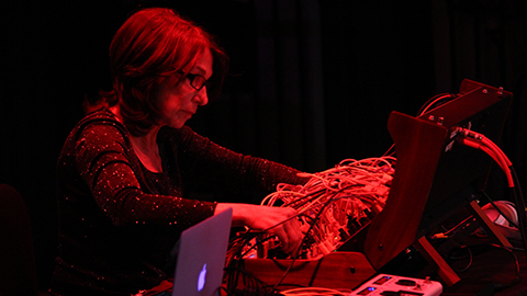 <em>DIRECT CURRENT</em>: DCDIT presents Suzanne Ciani