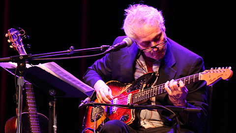 <em>DIRECT CURRENT</em>:&nbsp;<em>WHEN THE WORLD&#39;S ON FIRE: SOPHIA BROUS &amp; MARC RIBOT</em>