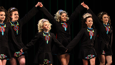 Target Family Night: McGrath Academy of Irish Dance