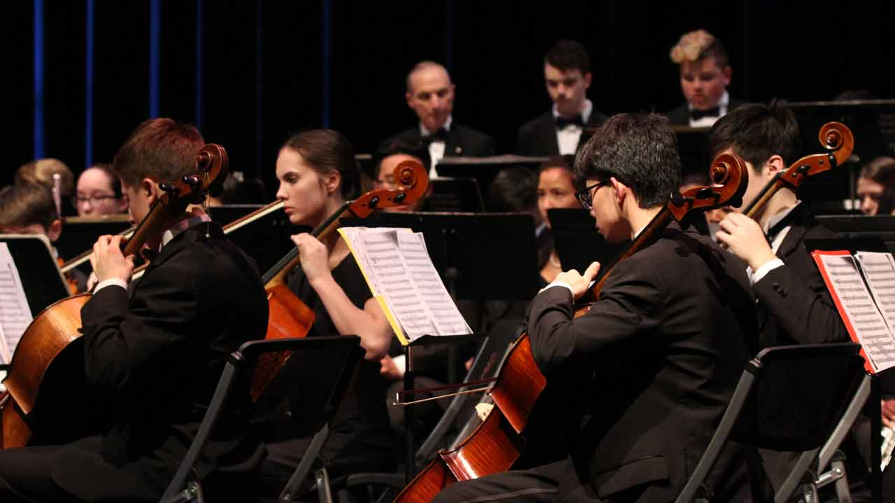 SHIFT: Youth Orchestras of Prince William (YOPW)