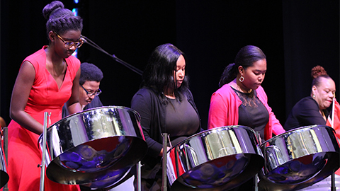 PANLARA Youth Steel Orchestra