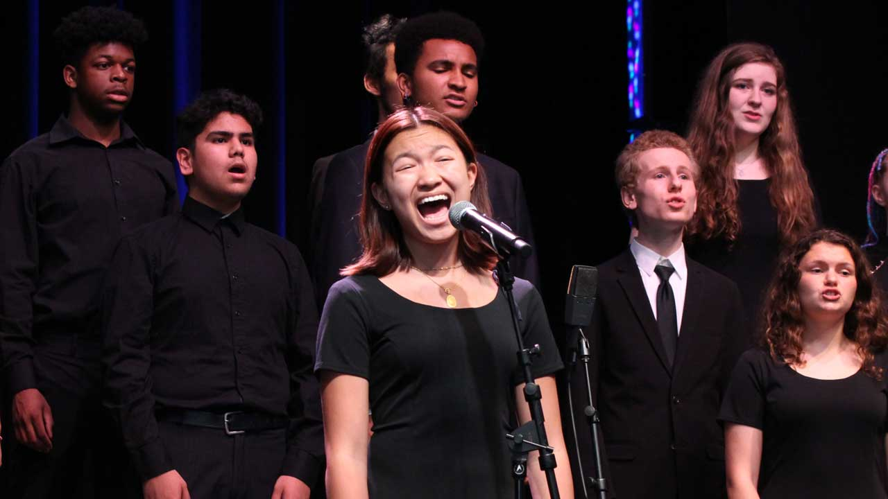 DCPS Music Festival Week: Vocal Music Program at Woodrow Wilson High School