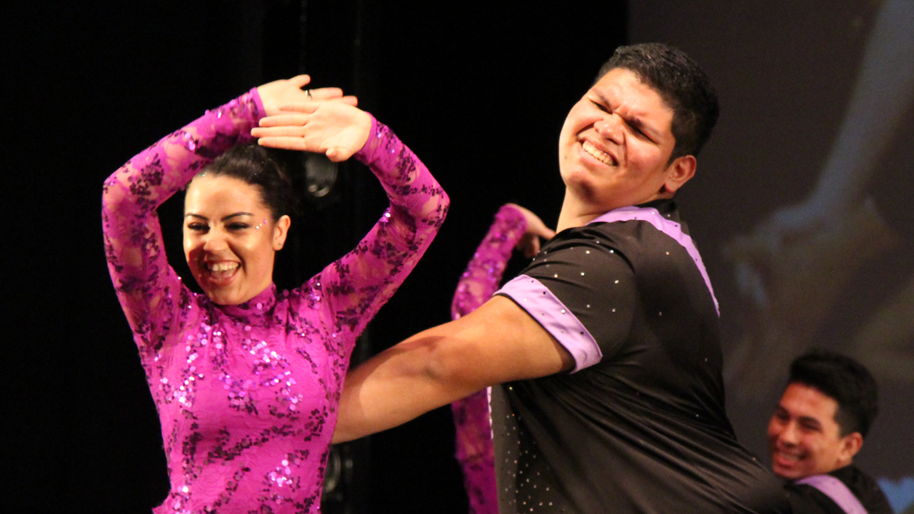 DCPS Music Festival Week: D.C. Regional High School Latin  Dance Competition