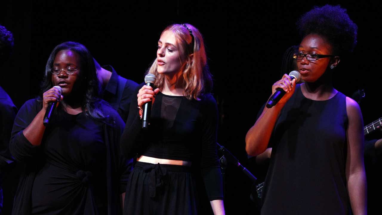 DCPS Music Festival Week: School Without Walls