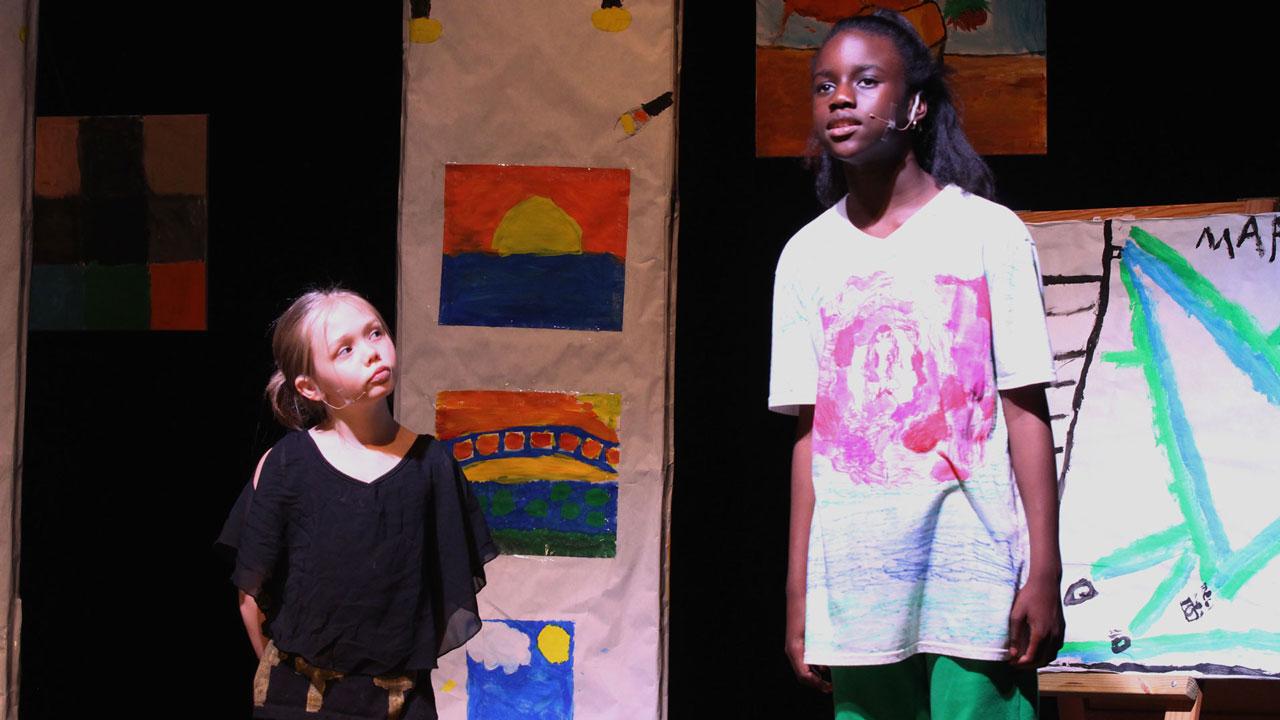 Target Family Night: WNO's Kids Create Opera Program