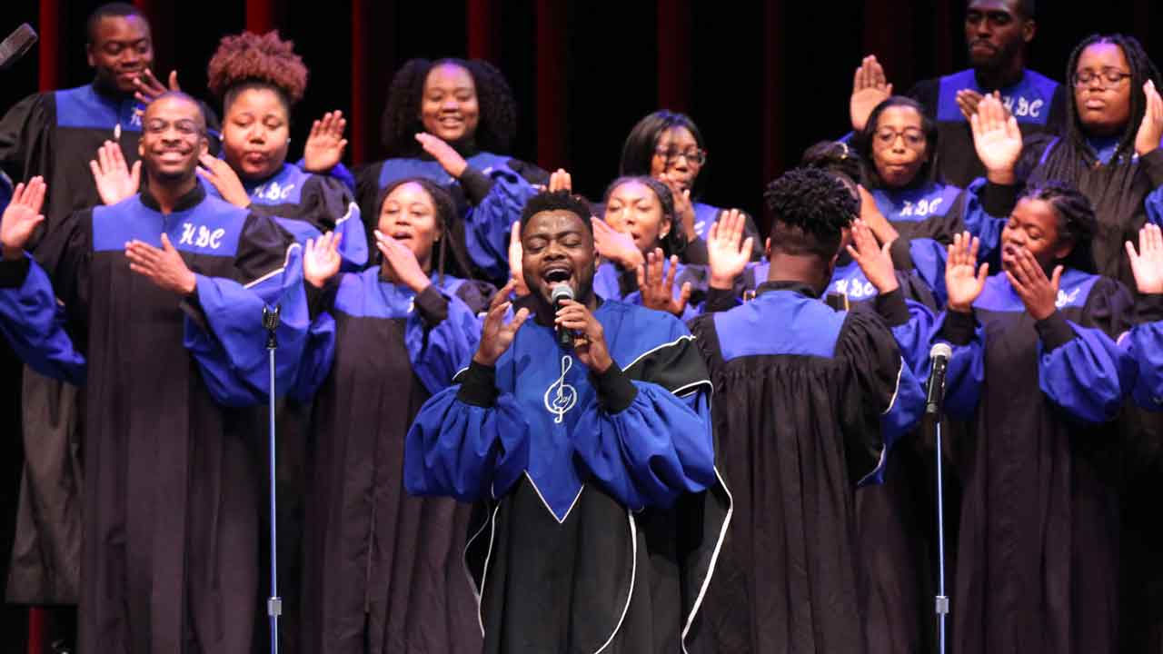 <em>Serenade!</em>&nbsp;Choral Festival: Howard University Gospel Choir&nbsp;&amp;&nbsp;Countermeasure