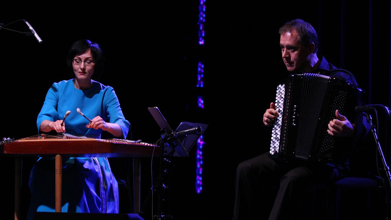 Stas Venglevski &Tatyana Krasnobaeva