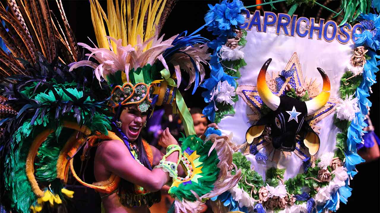 Parintins Festival: From the Amazon to D.C.