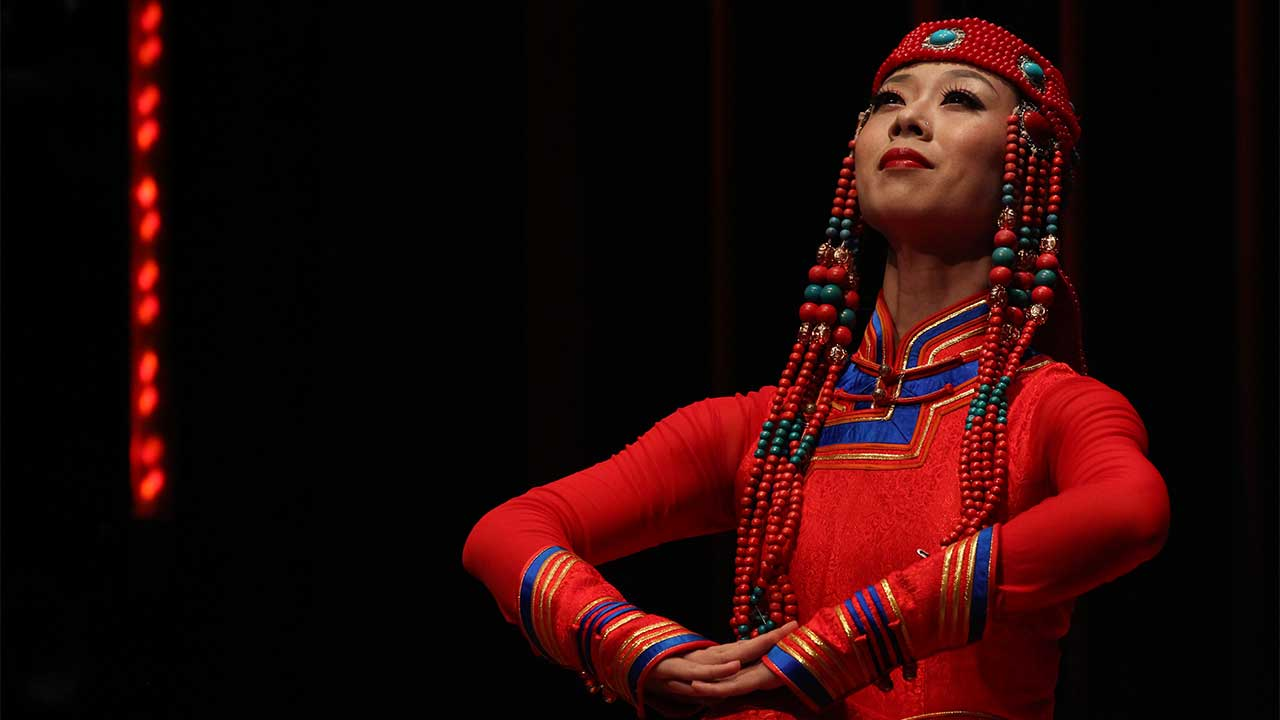 Inner Mongolia Performing Arts Troupe