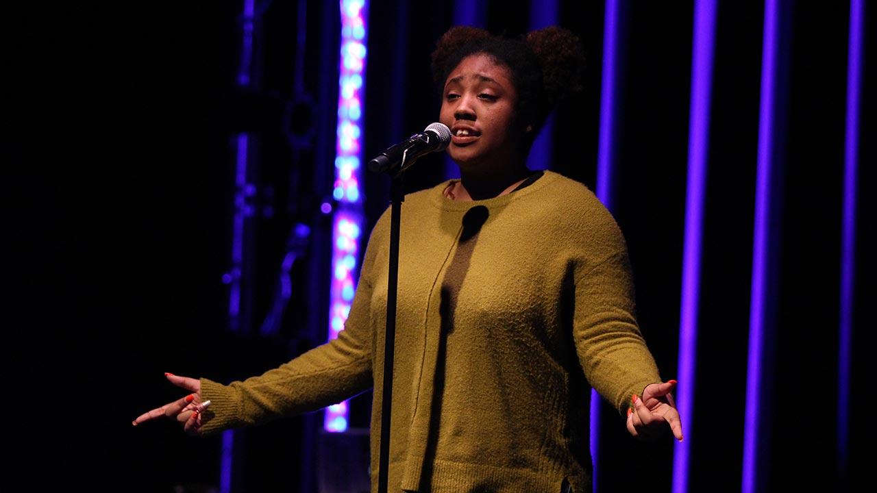 Words, Beats, & Life: D.C. Youth Poet Laureate
