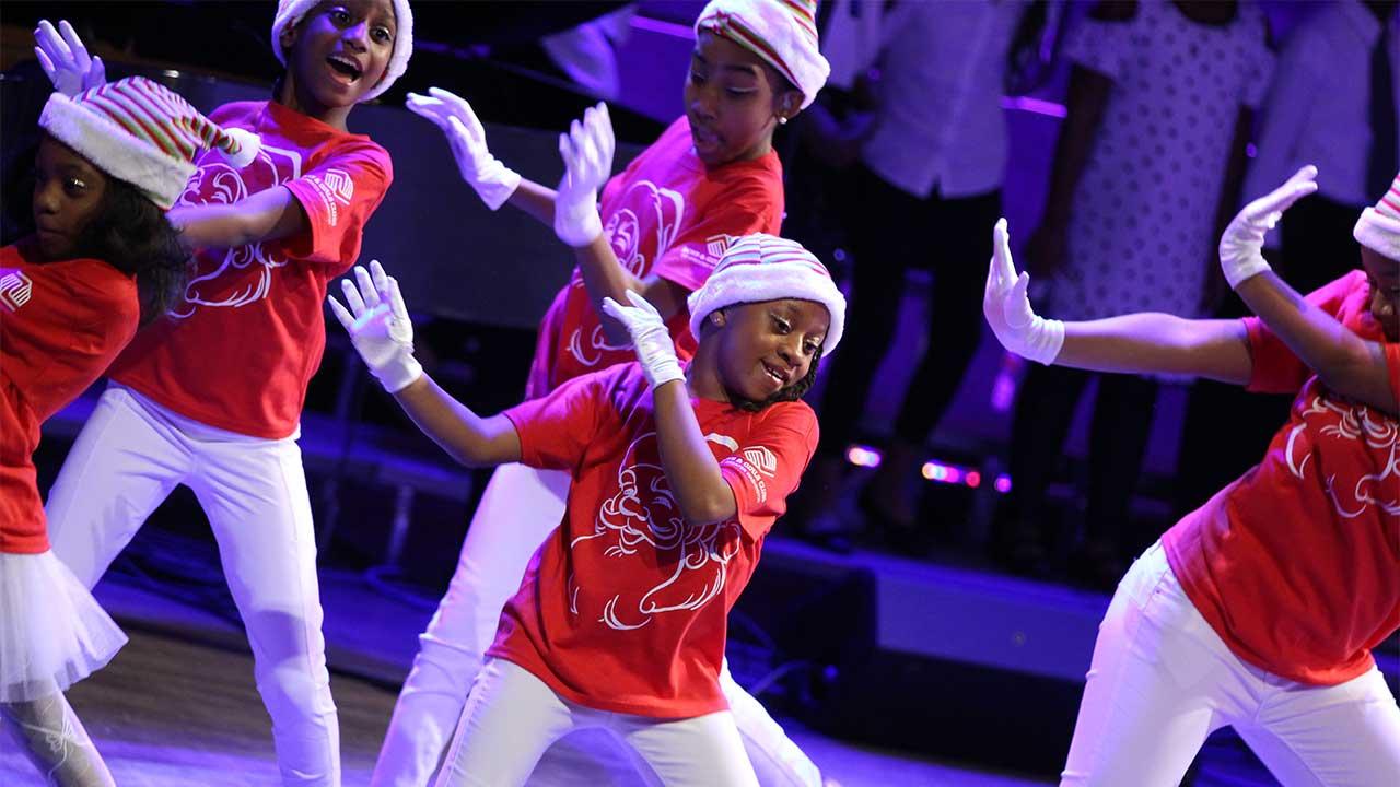 Boys &amp; Girls Club of Greater Washington presents: <em>Holiday Sing</em>