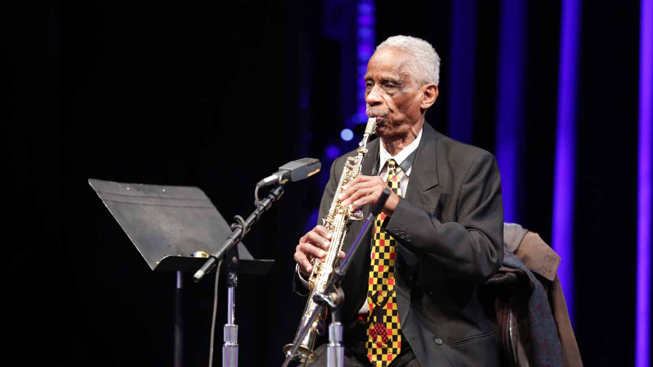 Roscoe Mitchell with Moor Mother
