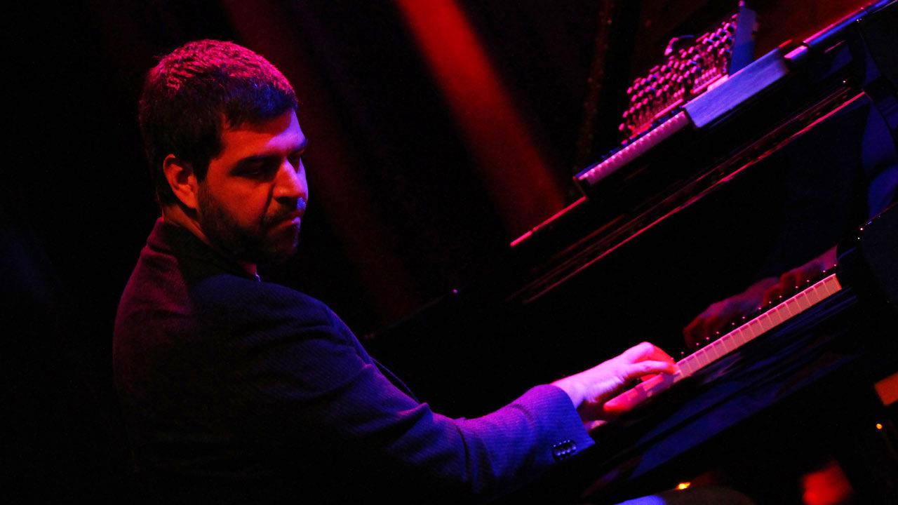 Andre Mehmari Trio